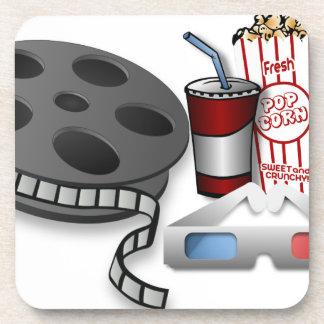 Dessous-de-verre film 3D