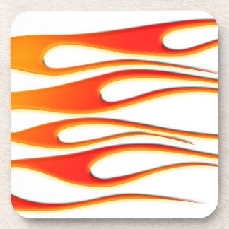 Dessous-de-verre Flammes du feu