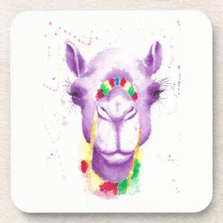 Dessous de verre fous de chameau