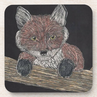 Dessous-de-verre Fox de bébé