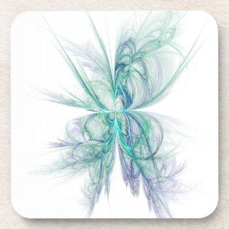 Dessous-de-verre Fractale d'énergie psychique