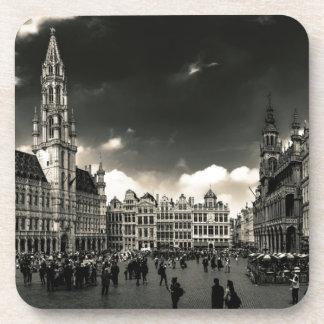 Dessous-de-verre Grand-Endroit, Bruxelles, Belgique