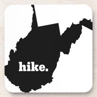 Dessous-de-verre Hausse la Virginie Occidentale