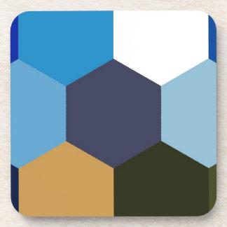 Dessous-de-verre Hexagonal