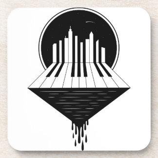 Dessous-de-verre Horizon de piano