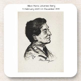 Dessous-de-verre Iceberg d'Alban Maria Johannes