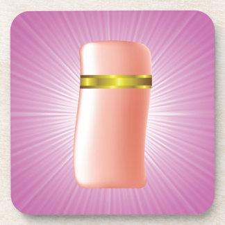 Dessous-de-verre icône cosmétique