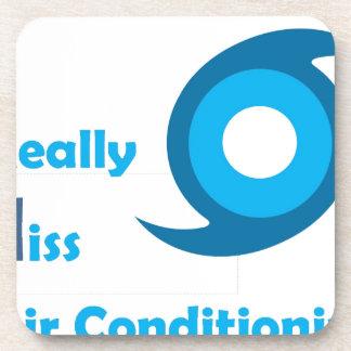 Dessous-de-verre IRMA = je manque vraiment la climatisation !