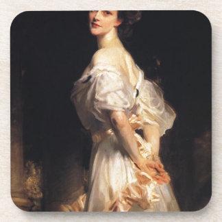 Dessous-de-verre John Singer Sargent - Nancy Astor - beaux-arts