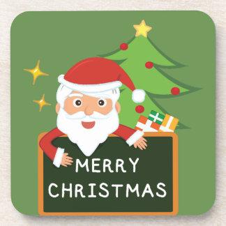 Dessous-de-verre Joyeux Noël père Noël