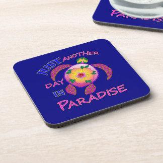 Dessous-de-verre Juste un autre jour dans le paradis