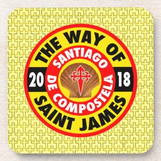 Dessous-de-verre La manière de St James 2018