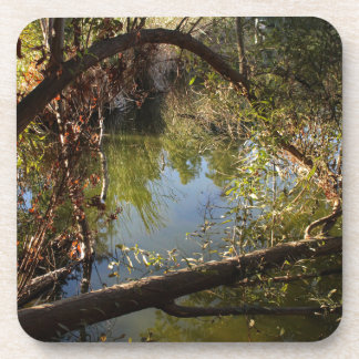 Dessous-de-verre Lac 4 park de canyon de Franklin