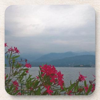 Dessous-de-verre Lac Magiore italy