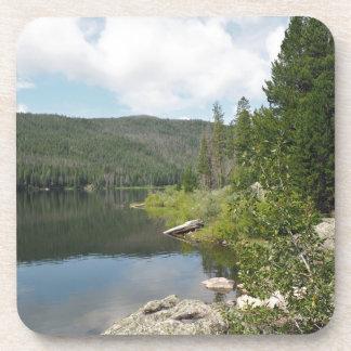 Dessous-de-verre Lac monarch dans le Colorado