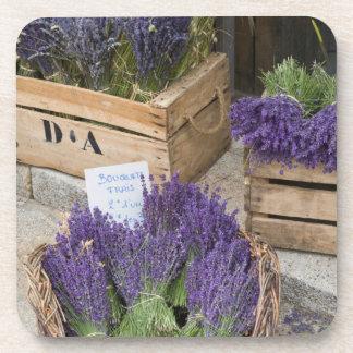 Dessous-de-verre Lavendar à vendre, Provence, France