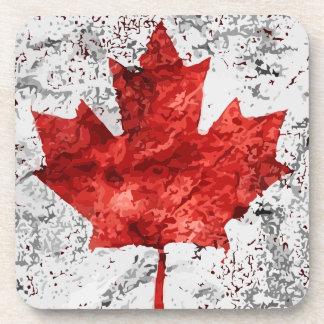 Dessous-de-verre le Canada