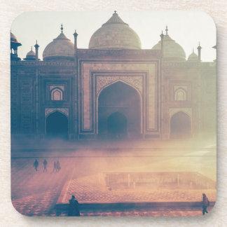 Dessous-de-verre Le Taj Mahal Inde