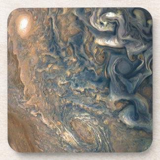 Dessous-de-verre Les nuages de Jupiter