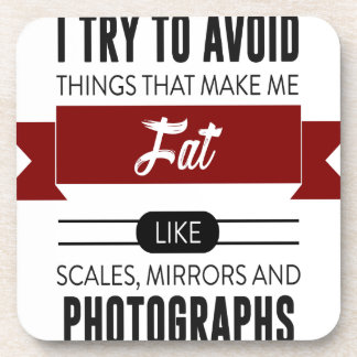 Dessous-de-verre Les photographies de miroirs d'échelles me font la