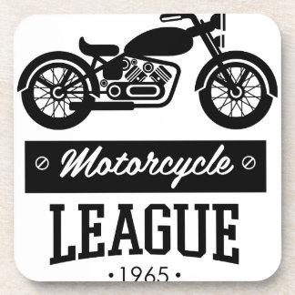 Dessous-de-verre Logos de collections de moto