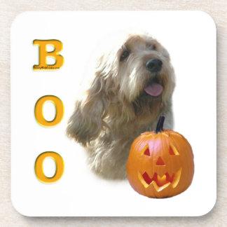 Dessous-de-verre L'Otterhound Halloween HUENT
