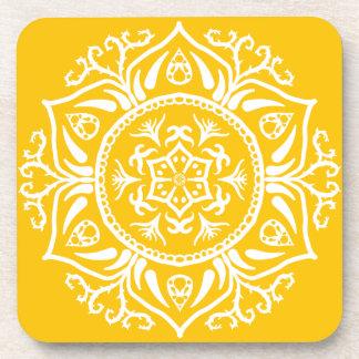 Dessous-de-verre Mandala de miel