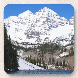 Dessous de verre marron de Bells le Colorado