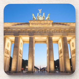 Dessous-de-verre Massif de roche Berlin de Brandenburger