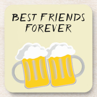 Dessous-de-verre Meilleurs amis pour toujours