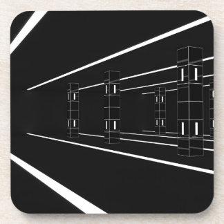 Dessous-de-verre Miscellaneous - 3D Spaces One