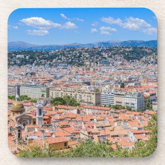 Dessous-de-verre Nice du centre, France