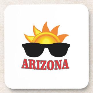 Dessous-de-verre nuances de l'Arizona ouais