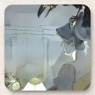 Dessous-de-verre Observé par Raven
