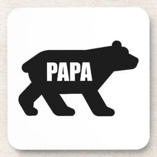 Dessous-de-verre Ours de papa