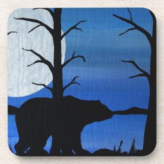 Dessous-de-verre Ours noir