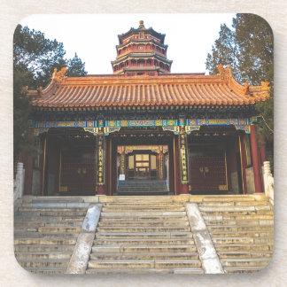 Dessous-de-verre Palais d'été en Chine