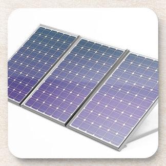 Dessous-de-verre Panneaux solaires