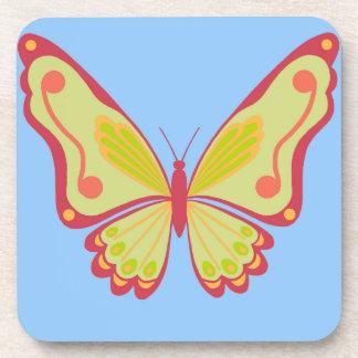 Dessous-de-verre Papillon de jour