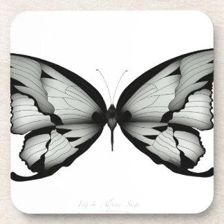 Dessous-de-verre Papillon sage alpin
