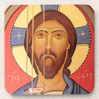 Dessous-de-verre Peinture de Jésus