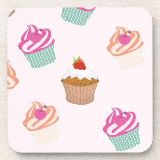Dessous-de-verre Petits gâteaux et petits pains