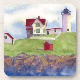 Dessous-de-verre Phare York Maine de protubérance