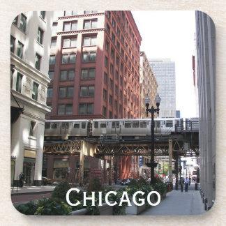 Dessous-de-verre Photo de voyage de Chicago