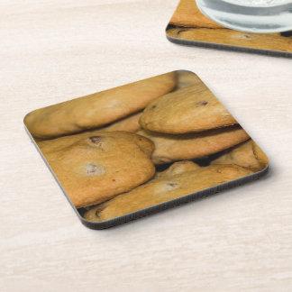 Dessous-de-verre Photo v2 de gâteaux aux pépites de chocolat