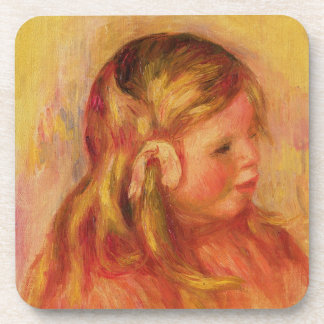 Dessous-de-verre Pierre un Renoir | Claude Renoir