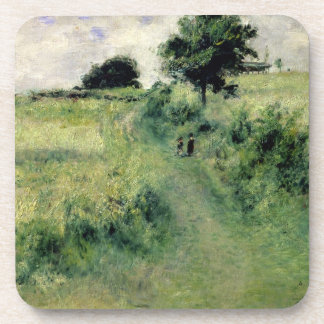 Dessous-de-verre Pierre un Renoir | l'Arroser-endroit