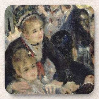 Dessous-de-verre Pierre une boule de Renoir | chez Moulin de la