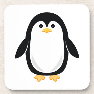 Dessous-de-verre Pingouin mignon de bébé