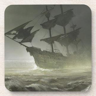 Dessous-de-verre Pirates à bord